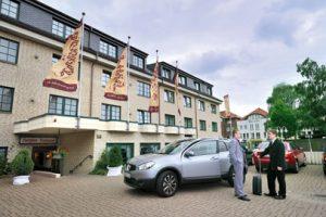 Hotel Restaurant Höttche in Dormagen